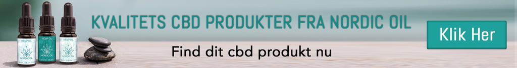 Billig CBD olie i høj kvalitet
